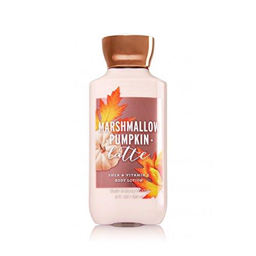 Bath and Body Works Marshmallow Pumpkin Latte Lotion 2016