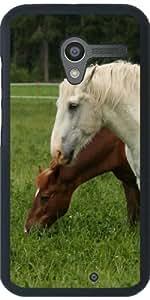 Funda para Motorola Moto X (Generation 1) - Granja De Caballos De La Fauna by WonderfulDreamPicture