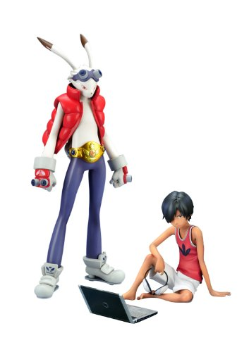 summer wars figure - 4
