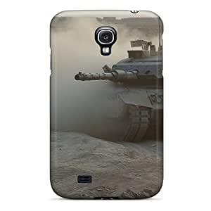 MeSusges Perfect Tpu Case For Galaxy S4/ Anti-scratch Protector Case (soldiers War) by supermalls