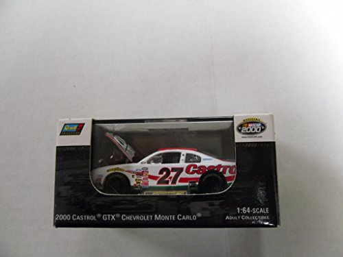 Casey Atwood #27 2000 Castrol GTX Chevrolet Monte Carlo 1:64 Scale ()