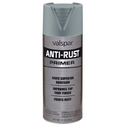 Amazon com: Valspar-Anti-Rust 44-21953 SP 12 Oz Gray Anti