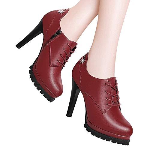 PINGXIANNV Absatzschuhe Der Der Der Hohen Absatzfrauen Beschuht Absatzschuhe Der Einfachen Frauen Der Absatzschuhe Der Frauen Der Beiläufigen Schuhe Der Frauen 93dc18