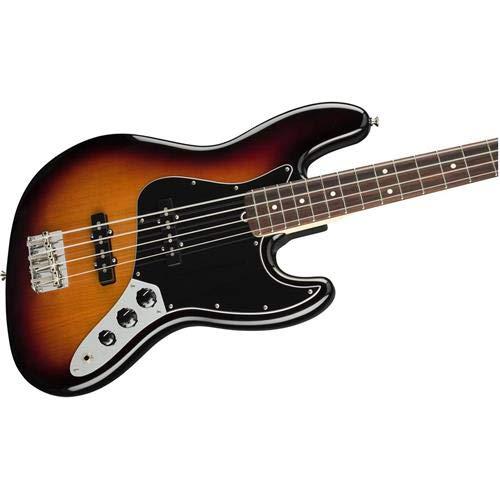 Fender American Performer Jazz Bass - 3-tone Sunburst w/Rosewood Fingerboard 3 Tone Sunburst Rosewood Fingerboard