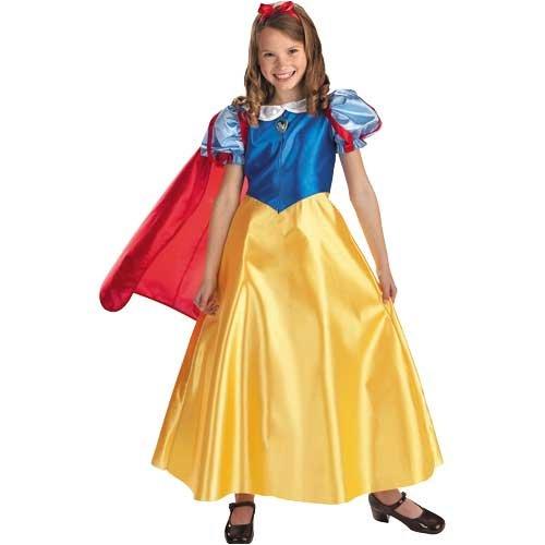 Snow White Costume Girl - Child (4-6)