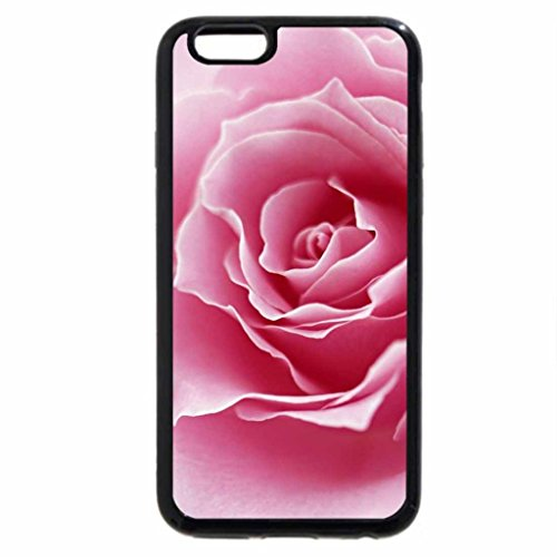 iPhone 6S / iPhone 6 Case (Black) A strong liking flower