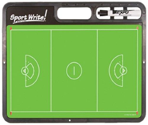 Sport Write Pro Women's Lacrosse Dry-Erase Board by Sport Write
