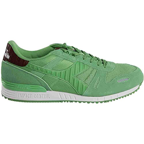 Diadora Mens Titan 2 Sneaker Verde