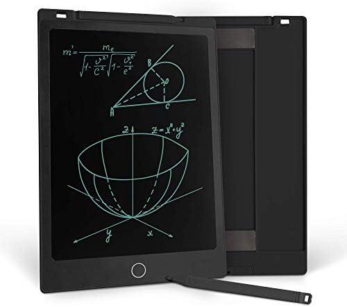 Richgv 11 Zoll LCD Schreibtafel mit Magnete/Stift/ 2 Batterien, Papierlos Grafiktabletts für Schreiben Malen Toll als Geschenk (Schwarz)