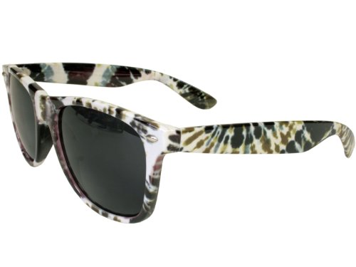 G&G Tie Dye Sunglasses Classic (Grateful - Tie Sunglasses Dye