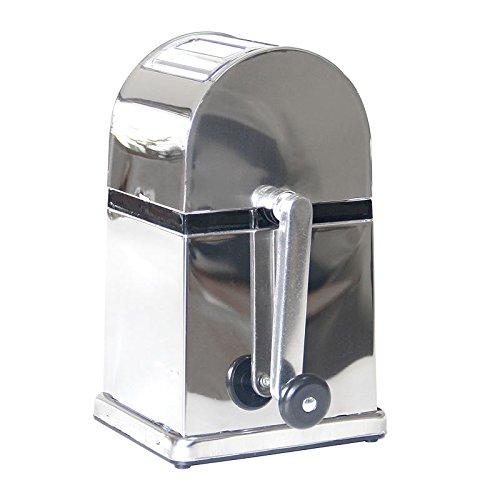 769008/Broyeur /à glace manuel machine /à plateau et pelle pour les cocktails et smoothies