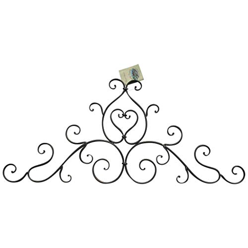 (Collectible Badges Decorative Wrought Iron Metal Wall Plaque)