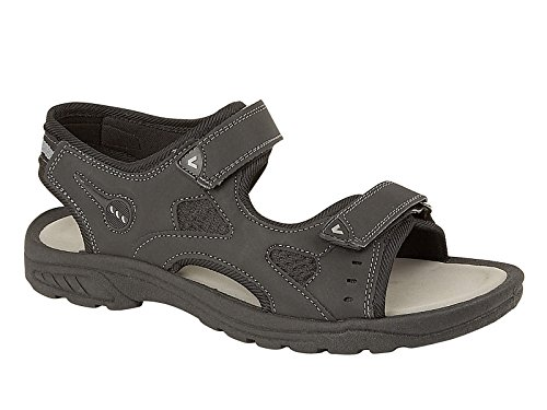 Gladiatore Black Footwear Ragazzi Uomo Sole Foster Black Donna Tfq5PnxS