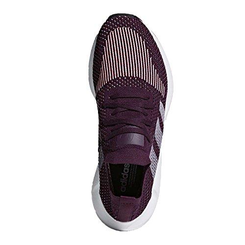 Adidas Des Femmes De Course Rapide Tricot Rouge Primeknit Cq2035