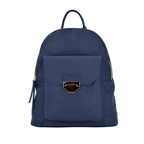 e48a8c1117 ESA Fashion Backpacks Purse for Women Medium PU Leather School backpack  Travel Satchel - Buy Online in Oman.