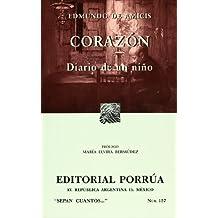 Corazon Diario De Un Niño (portada puede variar)