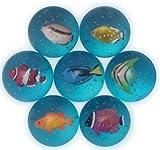 : Fish Bouncy Ball (1 Ball)