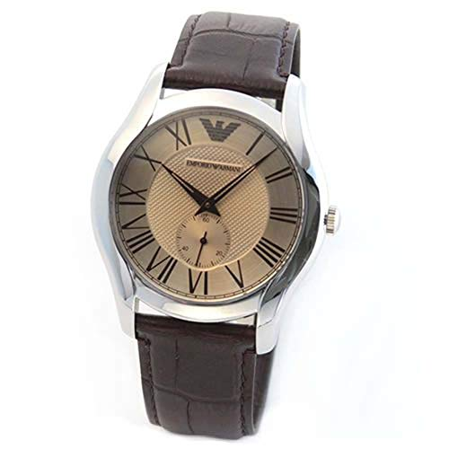 Emporio Armani EMPORIO ARMANI Quartz Men's Watch AR 1704 Brown Japan