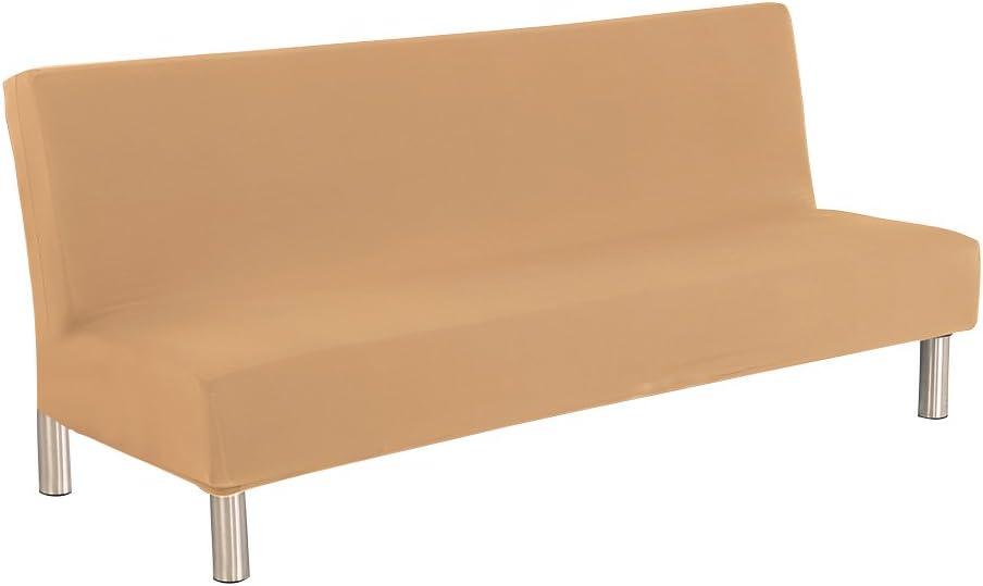 SMARTRICH SmartTech Copridivano Elasticizzato 180-210 cm 200 cm Senza braccioli Blue