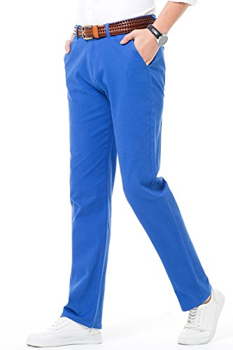 Harrms チノパン メンズ カーゴパンツ ストレート スリム メンズ カラーパンツ 作業着 おしゃれ カラー 大きいサイズ 通勤着 カジュアル 美脚 18色