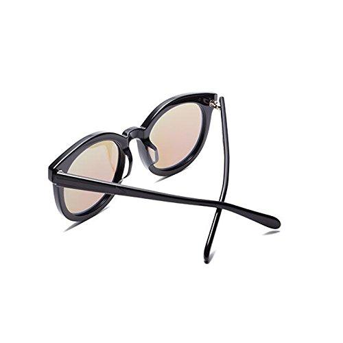 aire Hiker Gafas al estrella Sun gafas sol Visor de polarizadas de sol de protección de Nuevas las los de libre gafas Blue Ice de Protección de casuales sol Black Frame la conducción señoras de UV400 UV hombres regalo de rrqdAvw