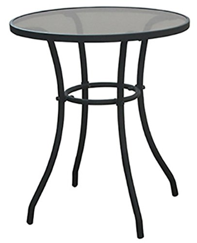 Courtyard Creations TGS23HG Four Seasons Verona 24 Round Bistro Table