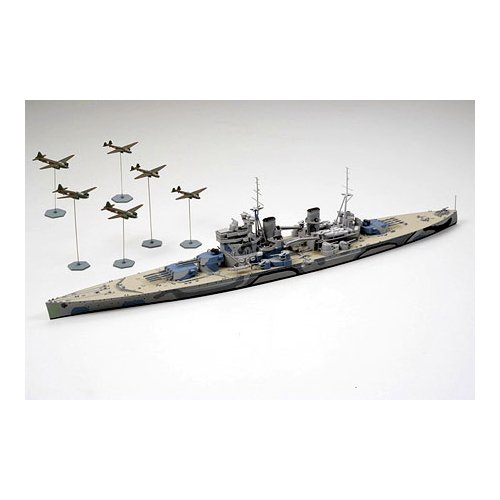 british battleship models - 9