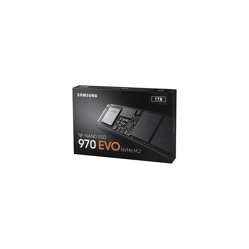 Samsung 970 EVO NVMe M.2