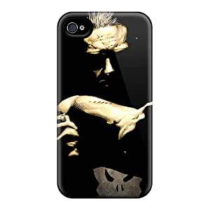 High Quality Mobile Cases For Iphone 6 With Customized Lifelike Punisher Pattern AnnaDubois