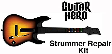 Guitar Hero World Tour GHWT Guitar Strummer Switch Repair Kit (2 ...