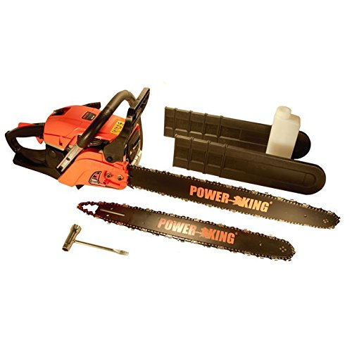 Powerking 57cc Chainsaw Combo Pack