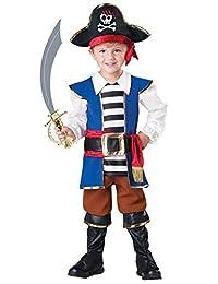 InCharacter Baby Boy's Pirate Boy Costume