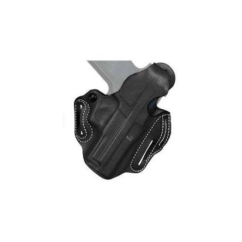 DeSantis 2000876 RH Black Thumb Break Scabbard Holster-Ruger LC9