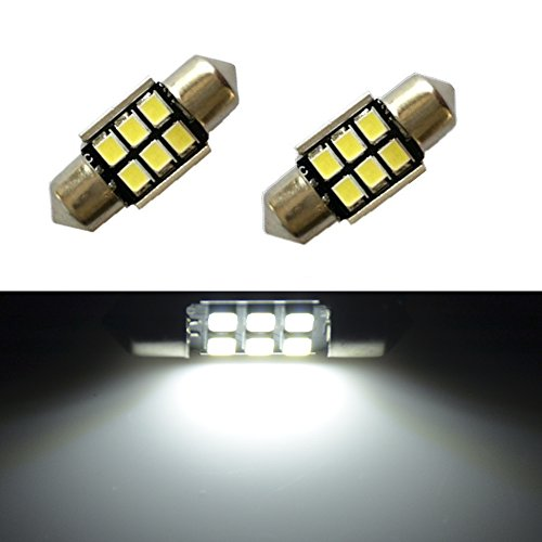 T10 LED Bulbs, YANF 921 912 194 168 LED Bulbs 12-24V White 20SMD 2835 LED Replacement for Plate Camper Boat Truck...