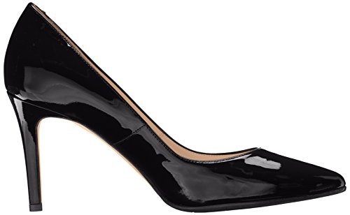 Aquatalia Womens Harlee Patent Dress Pump Nero