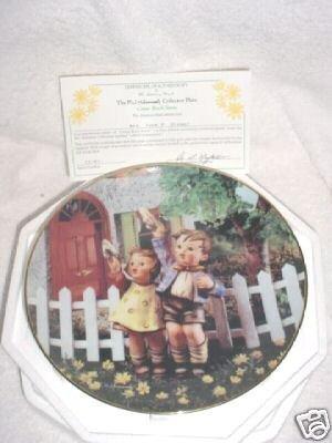 (The Danbury Mint M I Hummel Little Companions Series