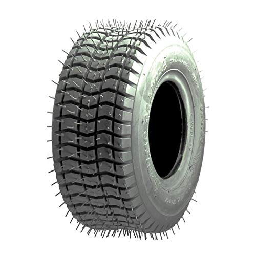 AlveyTech 9x3.50-4 Pneumatic Mobility Tire with C203 Grande Knobby Tread