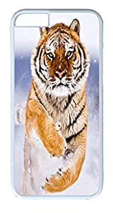 ACESR Bengal Tiger iPhone 6 Hard Shell Case Polycarbonate Plastics New Case for Apple iPhone 6(4.7 inch) White