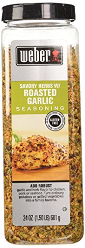 Weber Natural Savory Roasted Seasoning