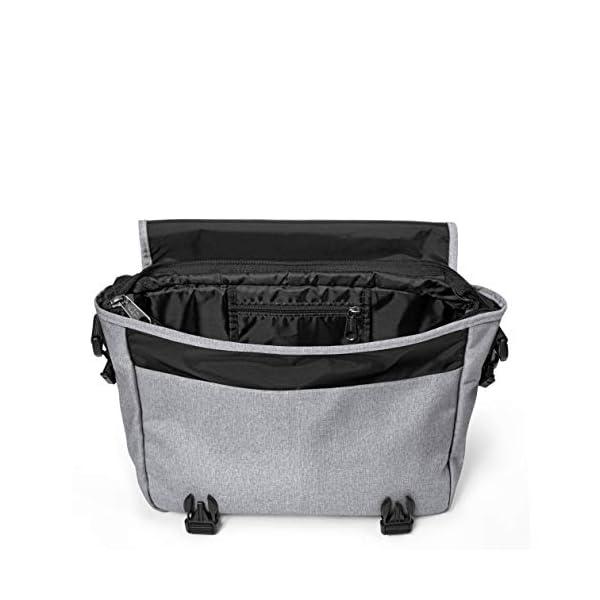 Eastpak Jr Borsa A Tracolla, 33 Cm, 11.5 L, Grigio (Sunday Grey) 3