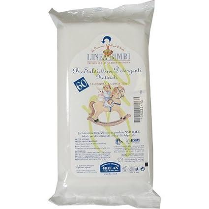 Helan Linea Bimbi 60 pack Bio Baby Wipes by Helan
