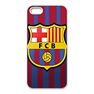 Barcelona Barcelona iPhone 4 4s Cell Phone Case White DIY Gift zhm004_0450646