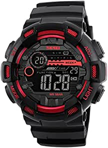 skmei Sport Watch For Boys Digital Rubber - 1243