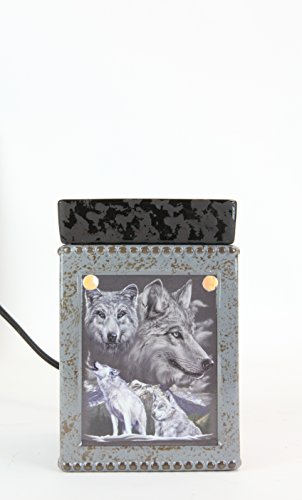 wolf electric candle warmer - 1