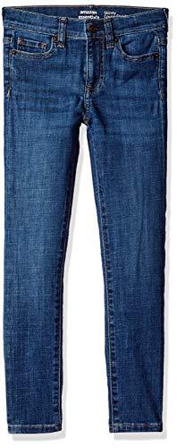 Amazon Essentials Big Girls' Skinny Jeans, Houston/Medium,14
