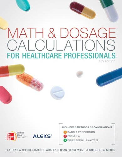 Math & Dosage Calculations for Healthcare Professionals