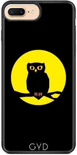 Funda de silicona para Iphone 7/7S Plus - Búho by hera56