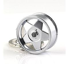 Amazon.com: Maycom Creative Hot Auto Part for BBS Model Wheel Rim Tyre Keychain Keyring Key Chain Ring Keyfob(Gold): Automotive