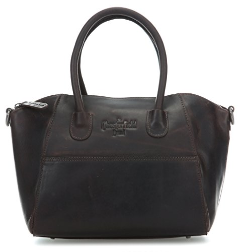 cm Chesterfield main Sac Brand cuir 25 Trendy à The FqT8gg