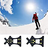 OuterStar Ice & Snow Grips Over Shoe/Boot Traction